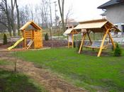 Mogyoród, Szent Jakab park, családi ház
